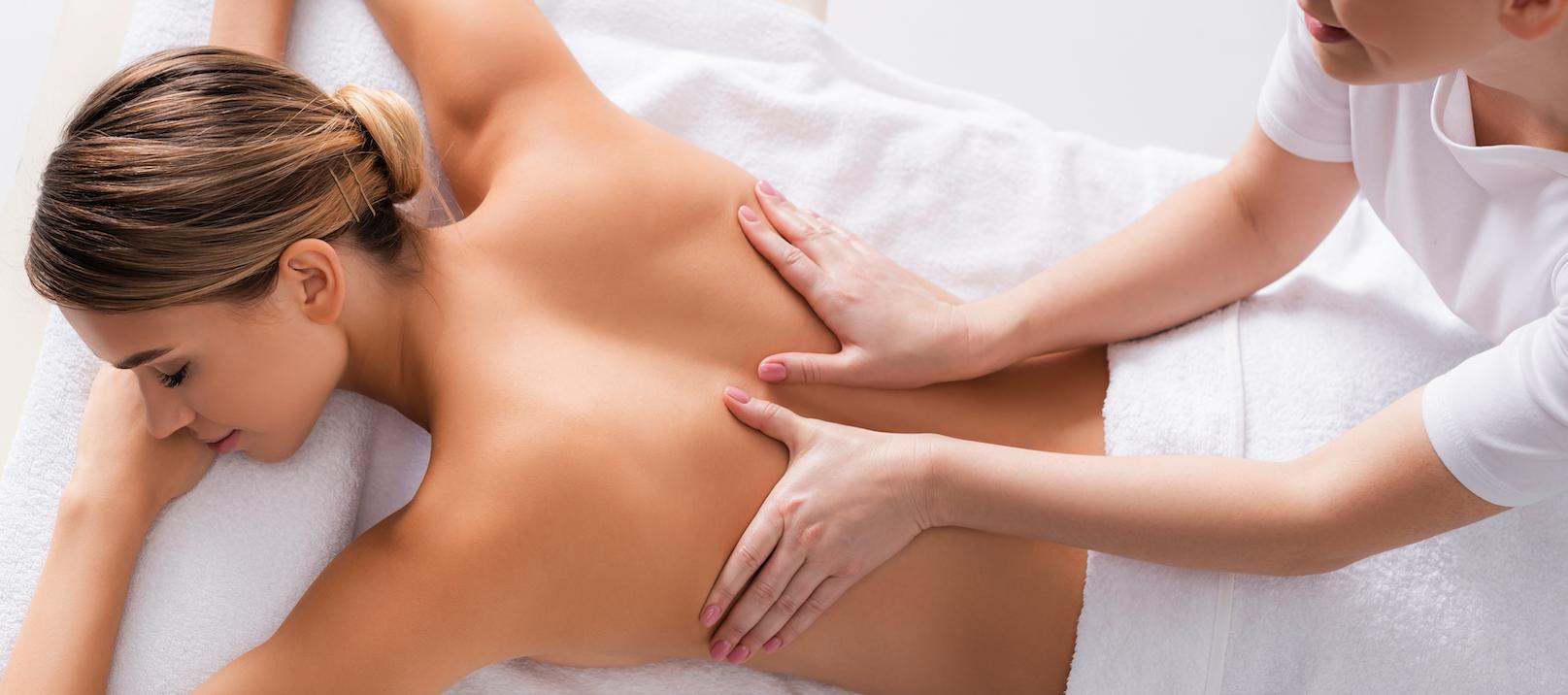 zdravotní masáž