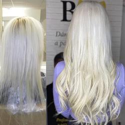 Prodlužování vlasů páskovou metodou Seamless1