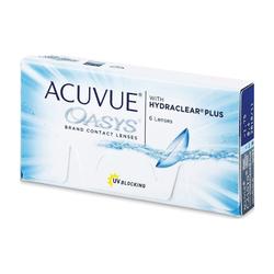 Acuvue Oasys with Hydraclear Plus - (6 čoček)