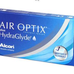 Air Optix plus HydraGlyde - Měsíční (6 čoček)